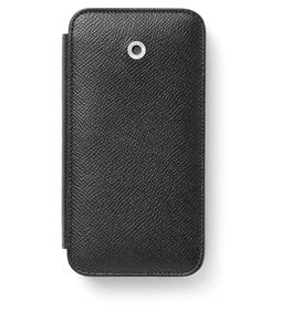 Graf-von-Faber-Castell - Smartphone cover for iPhone X Epsom, black