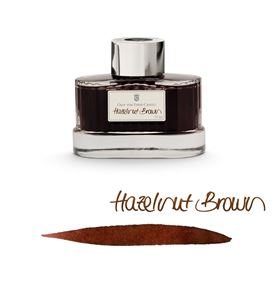 Graf-von-Faber-Castell - Ink bottle Hazelnut Brown, 75ml