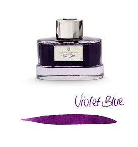 Graf-von-Faber-Castell - Ink bottle Violet Blue, 75ml