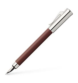 Graf-von-Faber-Castell - Fountain pen Tamitio Marsala, Medium